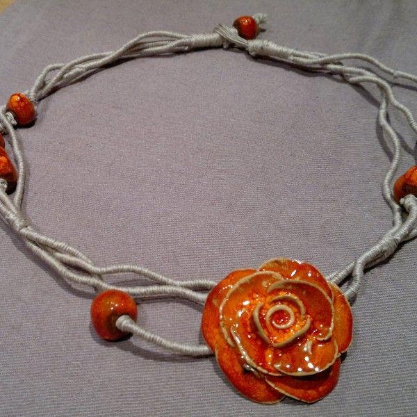 Naszyjnik Różany